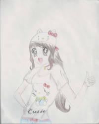 YukiTYumYum Self-Drawing by YukiTYumYum