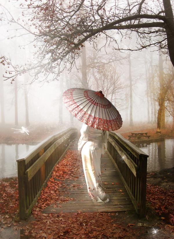 Autumn Love by Roguellgreen