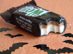MilkyWay Candy Bar-Polymer Clay-Halloween Candy