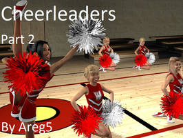 Cheerleaders Part 2 by areg5