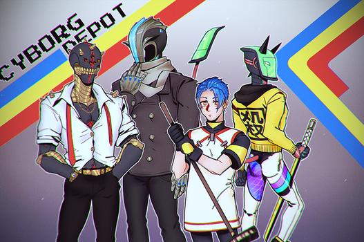 Cyborg Depot