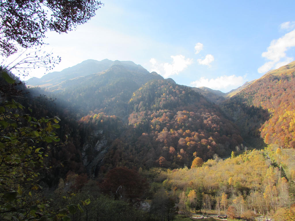 Autumn mountain by fairling-stock
