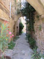 Petite rue medievale by fairling-stock
