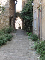 Ruelle a l'ombre by fairling-stock