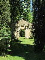Facade de chapelle by fairling-stock
