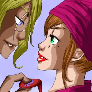 Erik y Karen by Pirates-Land