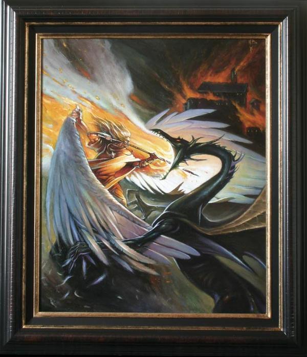 darkangel by bran55