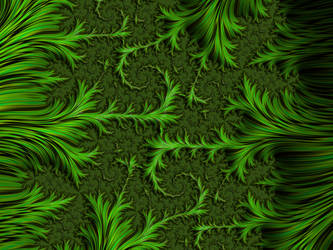 Forest Fractal Goodness by jeffdufour