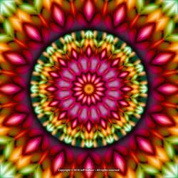 RE-EVOLUTION-Mandala by jeffdufour