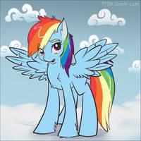 Rainbow by murries