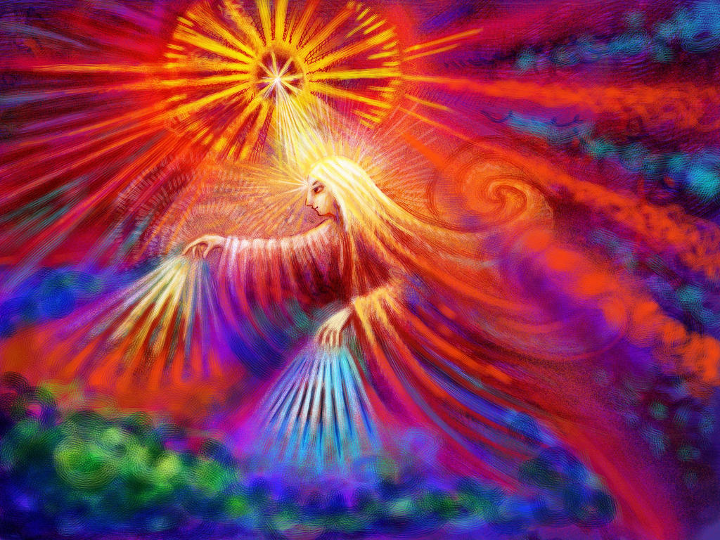 Angel of light by divinelightangels on deviantart