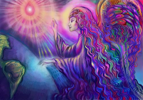 Magic Angel