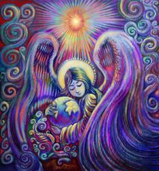 World Mother Angel