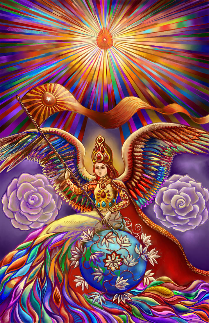 Divine Angel by DivineLightAngels