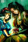 Snow White Princess and the Huntsman