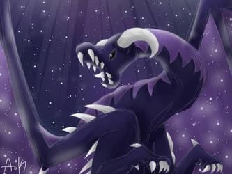 Galaxy by Dragocorns