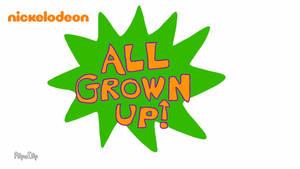 All Grown Up Revival Logo