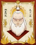 Avatar Roku by Galimara