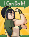 Toph The Riveter
