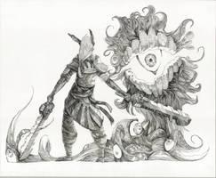 Kesavaram and the Horror by DrewLyons