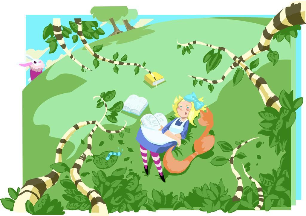 Alice by DrewLyons
