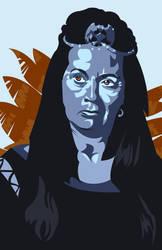 Rowena Ravenclaw by DrewLyons