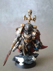 Black Templars high Marshal