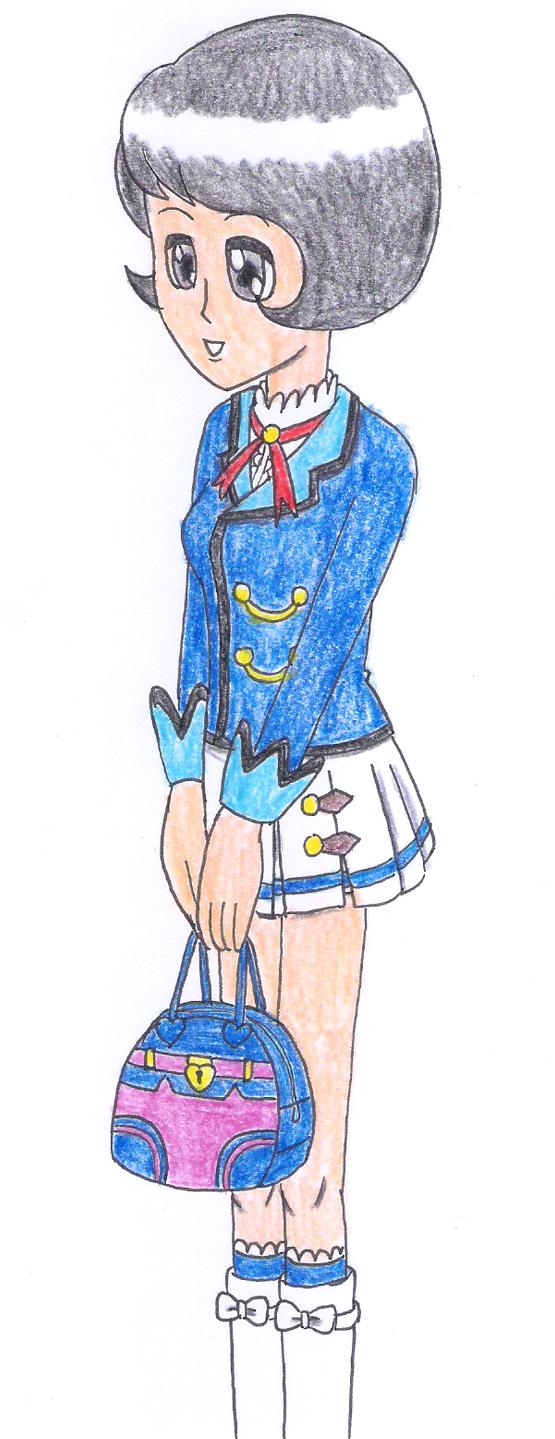School girl Miss Chan by macaustar