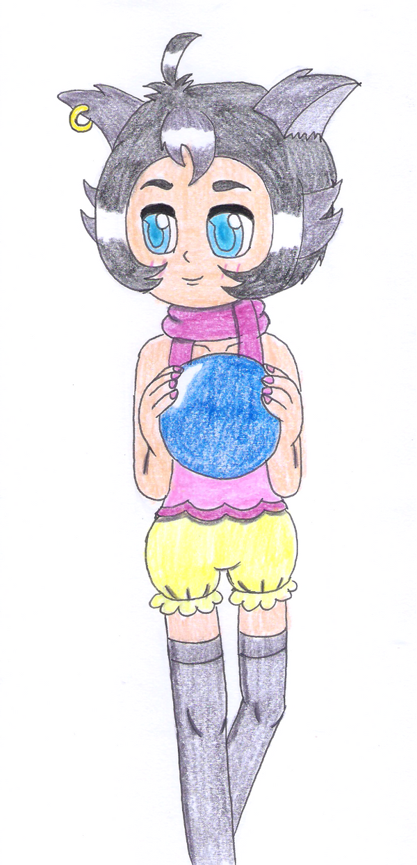 Play a ball by macaustar
