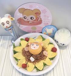 Hamtaro meal by macaustar