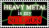 STAMP - Heavy Metal Love by ArsenicsamA