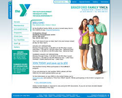 Olean and Bradford YMCA Design