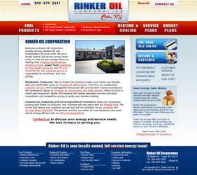 Rinker Oil Design
