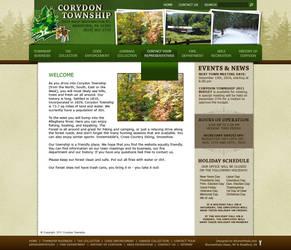 Corydon Township Design