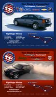 Kightlinger Motors Splash Page