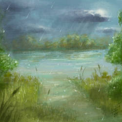 Landscape try