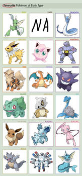 Favorite generation 1 Pokemon