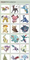 Favorite generation 2 Pokemon