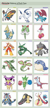 Favorite generation 3 Pokemon
