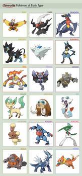 Favorite generation 4 Pokemon
