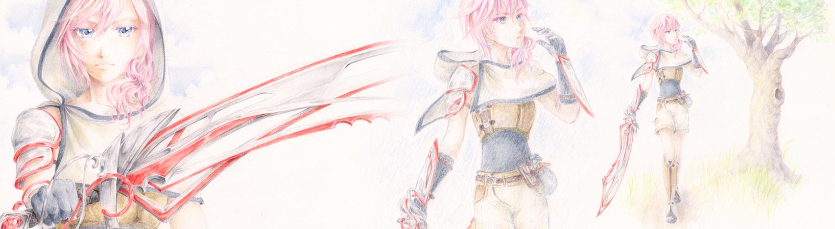 FinalFantasyLRContest by UsagiYogurt