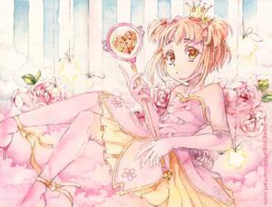 Magical Kisa by UsagiYogurt