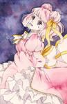 Galaxy Girl by UsagiYogurt