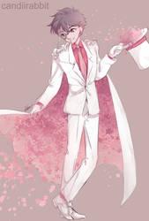 Sakura Kid by UsagiYogurt