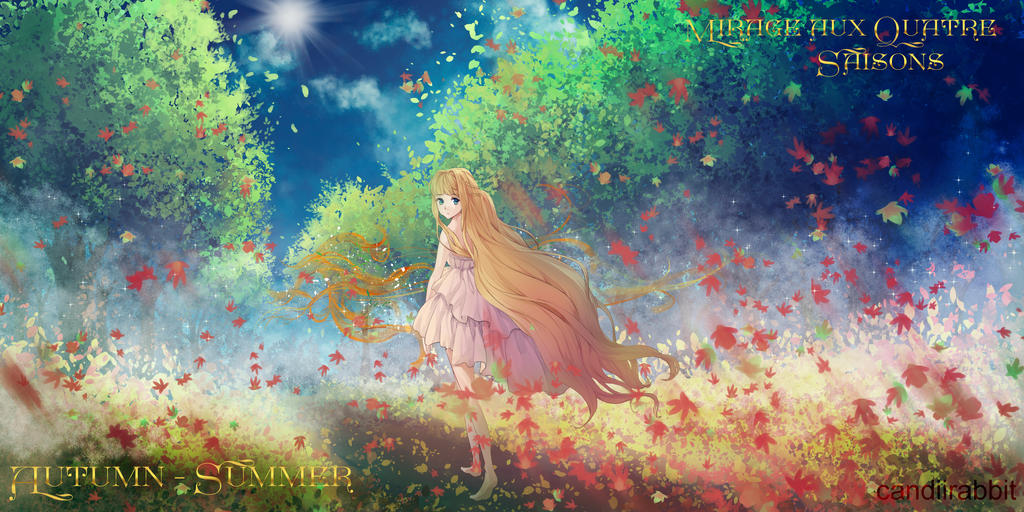 COM: Autumn-Summer by UsagiYogurt