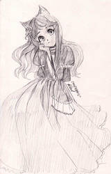 COM: Catherine by UsagiYogurt