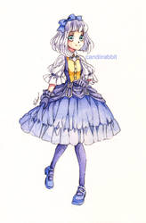 Riku Lolita by UsagiYogurt