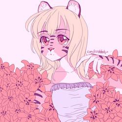 COM: Tiger Lily by UsagiYogurt