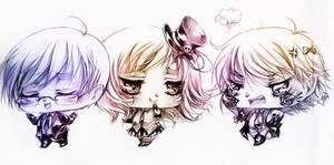 PC:: Baka-chan by Grayalzz