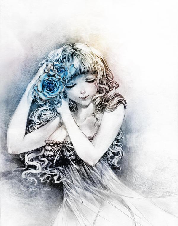 C:: Icerose by Grayalzz